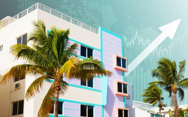 South Florida's housing market had a good Q3 as home sales rose (Credit: iStock)