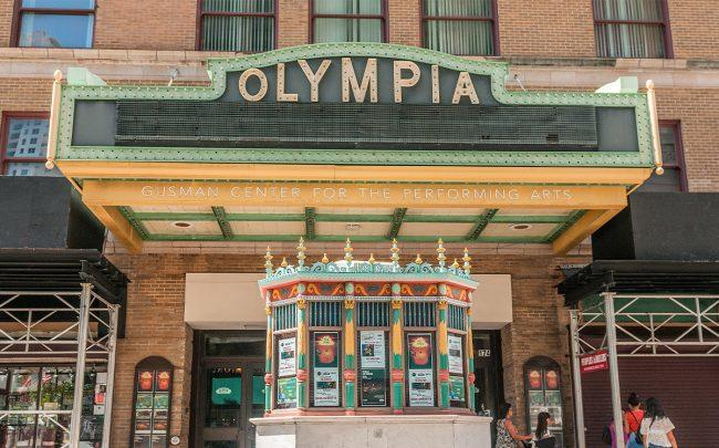 Olympia Theater (Credit: Getty Images)