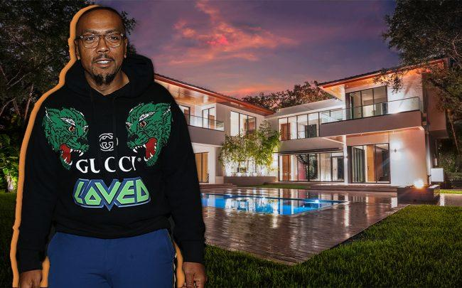 5400 Hammock Drive and Timbaland (Credit: Getty Images)