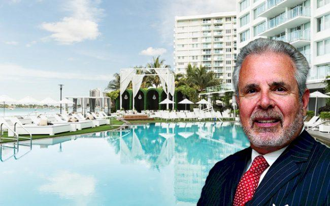 Russell Galbut and Mondrian South Beach condo-hotel