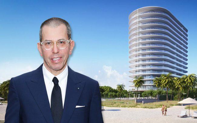 Jonathan Newhouse and Eighty Seven Park (Credit: Getty Images)
