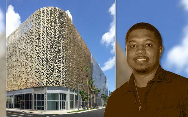Design District City View Garage, and Frankie Walker Jr. (Credit: Getty Images)