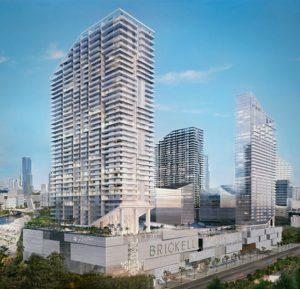 Rendering of Brickell City Center
