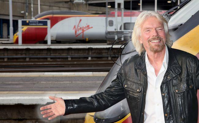 Richard Branson (Credit: Getty Images)