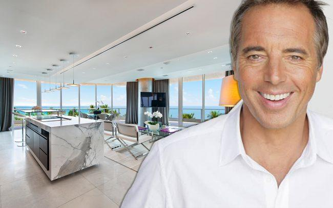 Continuum South Beach unit 606 and Dan Buettner (Credit: Douglas Elliman)