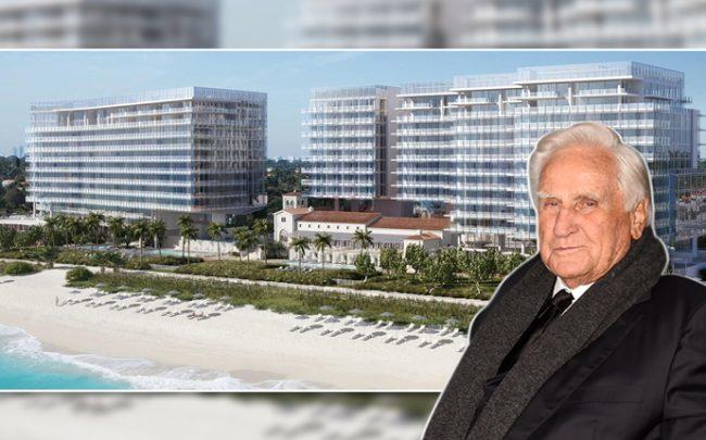 Don Shula and the Four Seasons Residences at The Surf Club