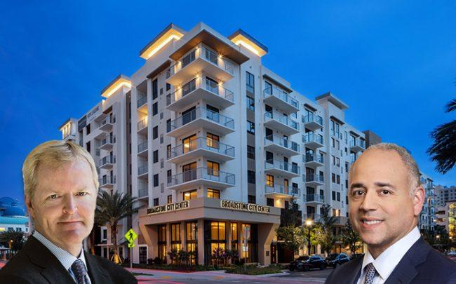 Broadstone City Center with Alliance Residential's Bruce Ward and Nuveen CEO Jose Minaya