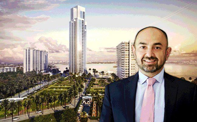 "Muayad ""Mo"" Abbas and Apeiron at the Jockey Club rendering Category: Residential Real Estate"