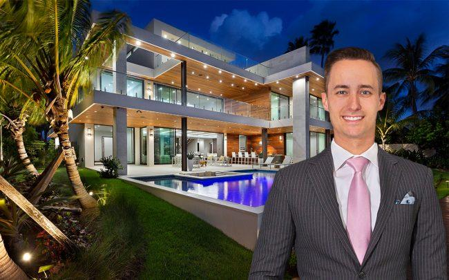 Kevin R. Kreutzfeld of Premier Estate Properties and 1408 West Lake Drive