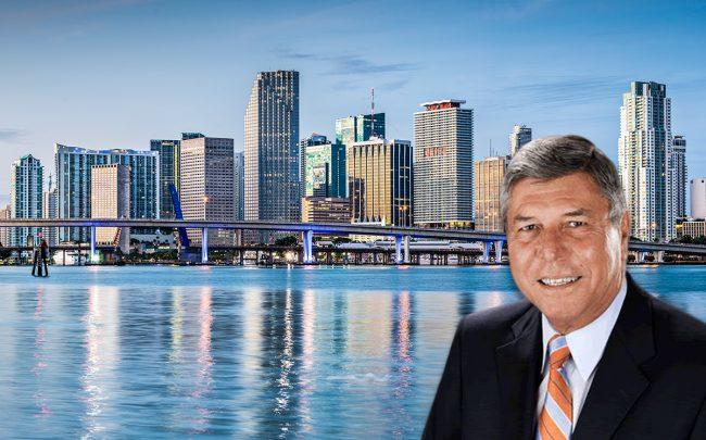 Miami commissioner Manolo Reyes (Credit: Facebook and iStock)