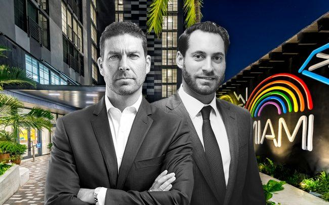 Wynwood 25 and Wynwood Annex with Jon Paul Perez and Jonathon Yormak (Credit: East End Capital/Related Group)