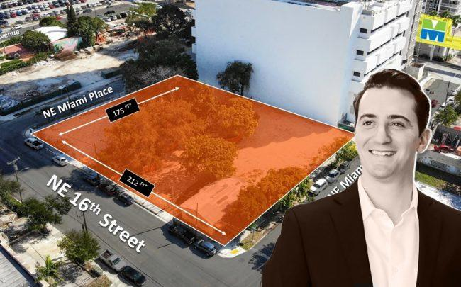 1550 Northeast Miami Place with Jordan Gimelstein (Credit: DWNTWNRealtyAdvisors,LLC)