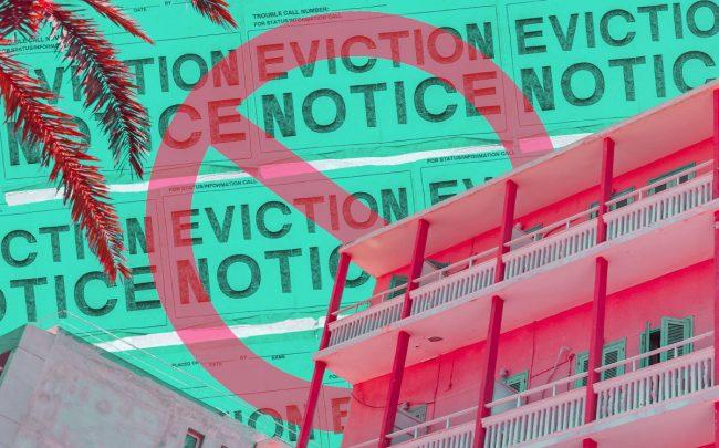 Miami-Dade suspended all eviction activities (Credit: iStock)