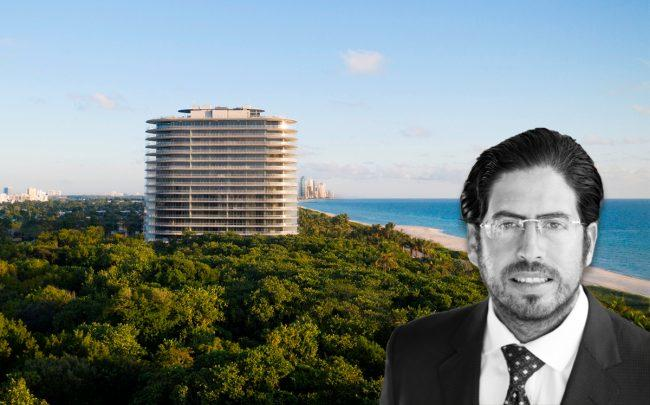 Eighty Seven Park, David Martin of Terra