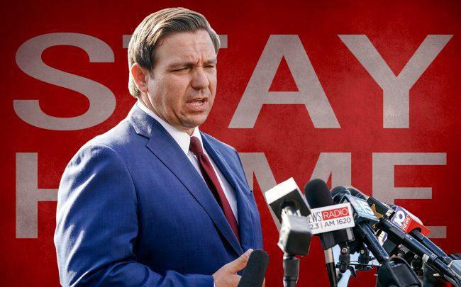 Gov. Ron DeSantis (Credit: Josh Brasted/Getty Images)