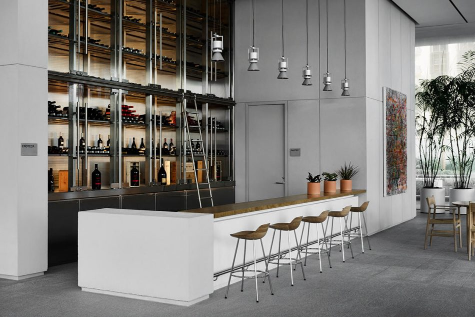 Interior images courtesy of Eighty Seven Park by Douglas Friedman
