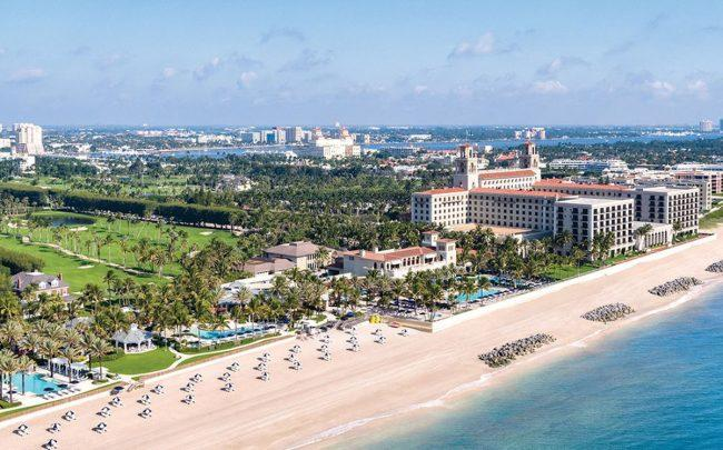 The Breakers in Palm Beach