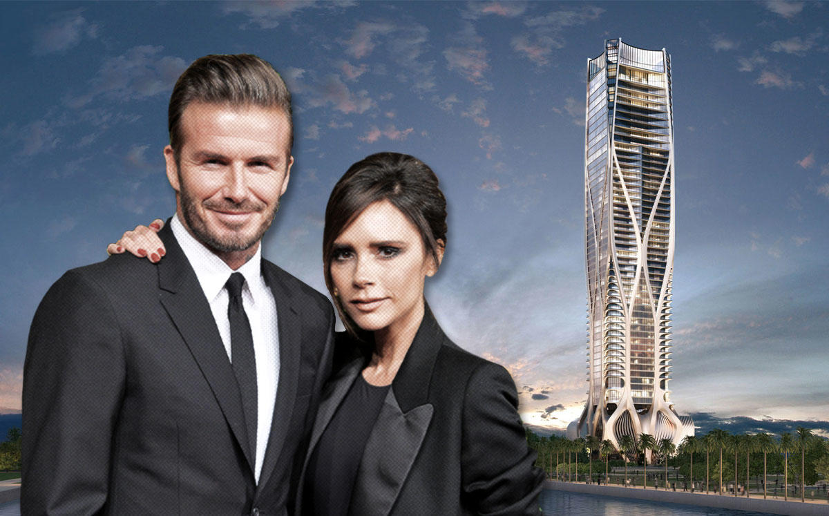 David Beckham and Victoria Beckham (Credit: Anthony Harvey/Getty Images)