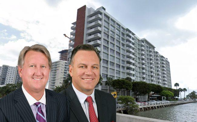 Mike Fay, John Crotty, 2121 North Bayshore Drive (Credit: Google Maps)
