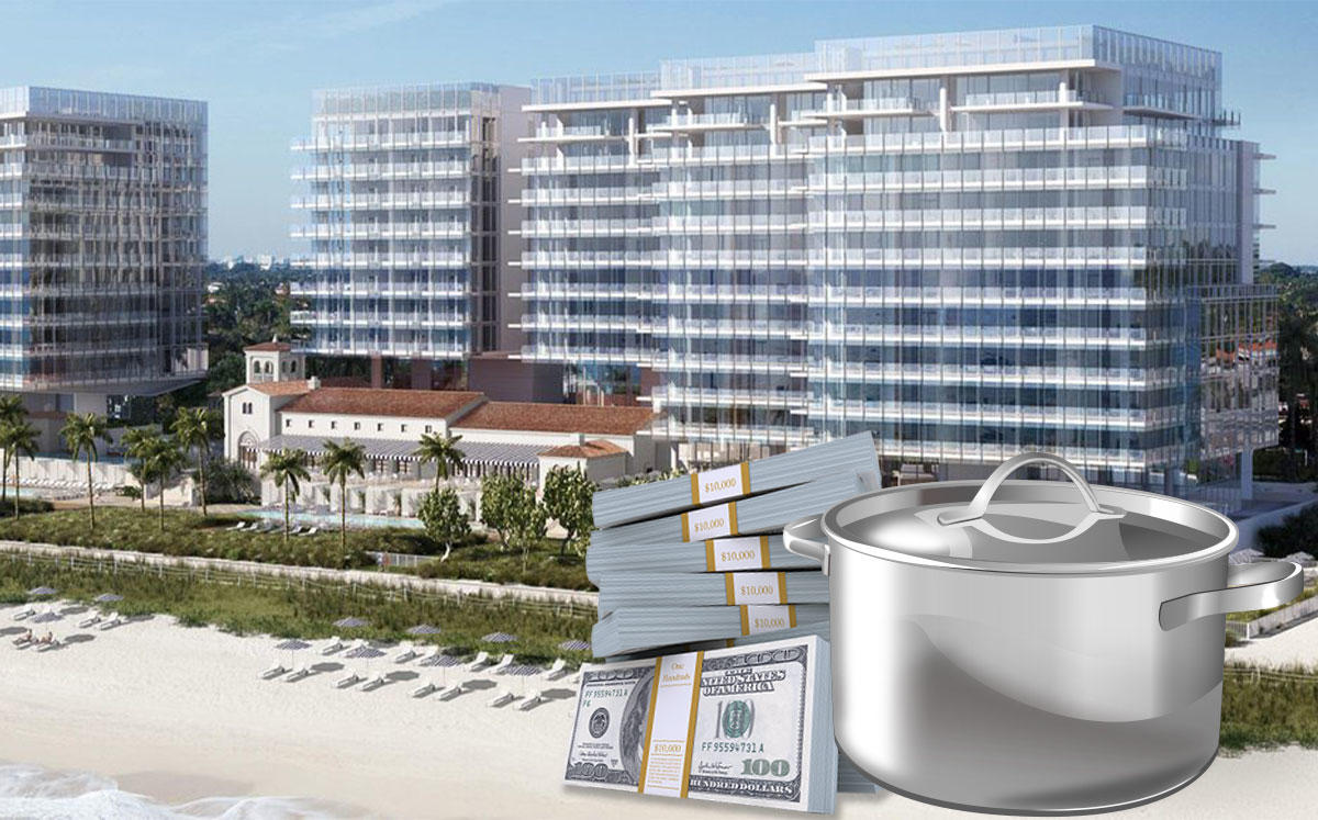 Four Seasons Residences at The Surf Club