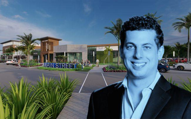 6405 West Boynton Beach Boulevard rendering, Pebb Enterprises President and CEO Ian Weiner