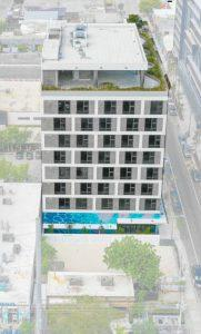 Cube Wynwood rendering