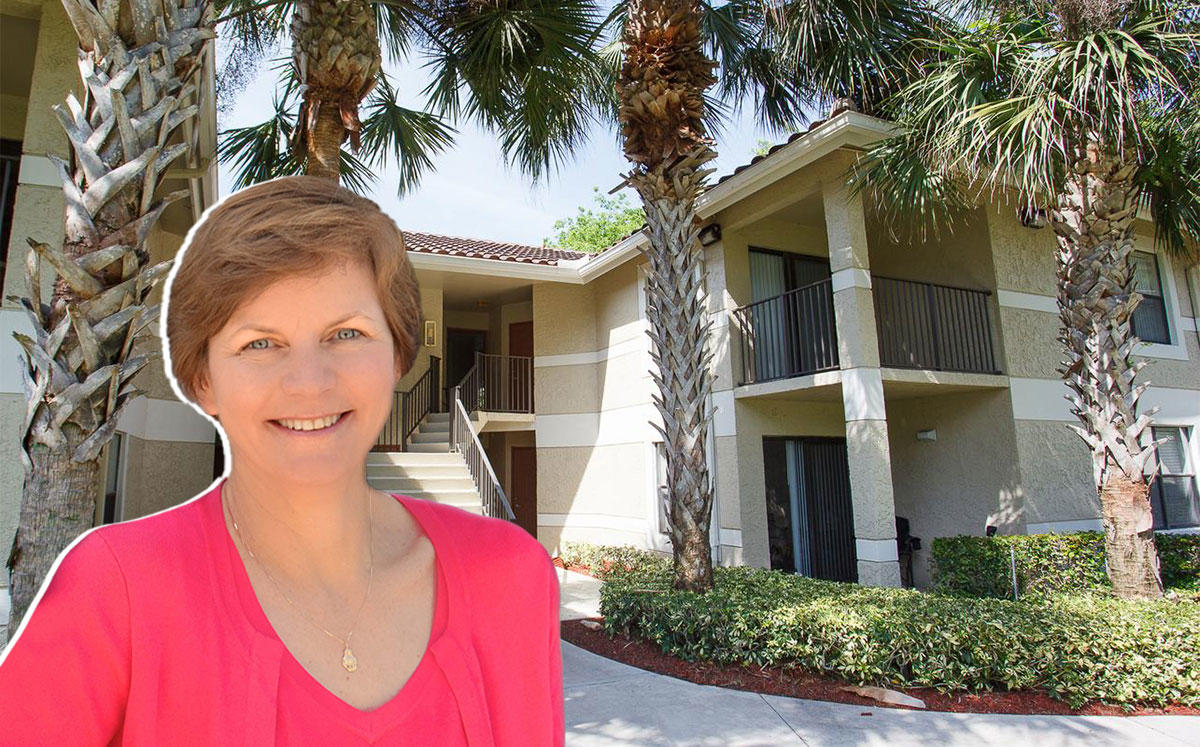 Gables Town Colony apartment complex, Sue Ansel of Gables Residential