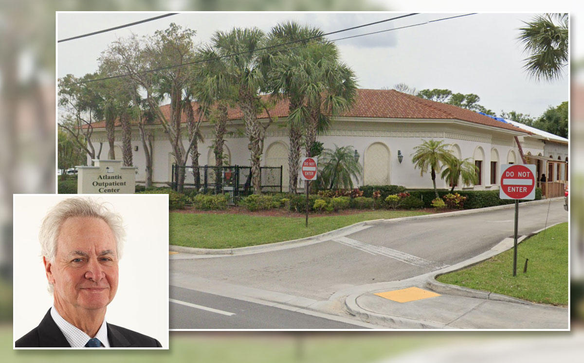 Richard Kayne, Founder and Co-Chairman of Kayne Anderson Capital Advisors, 5645 Military Trail Lake Worth Beach (Credit: Google Maps)