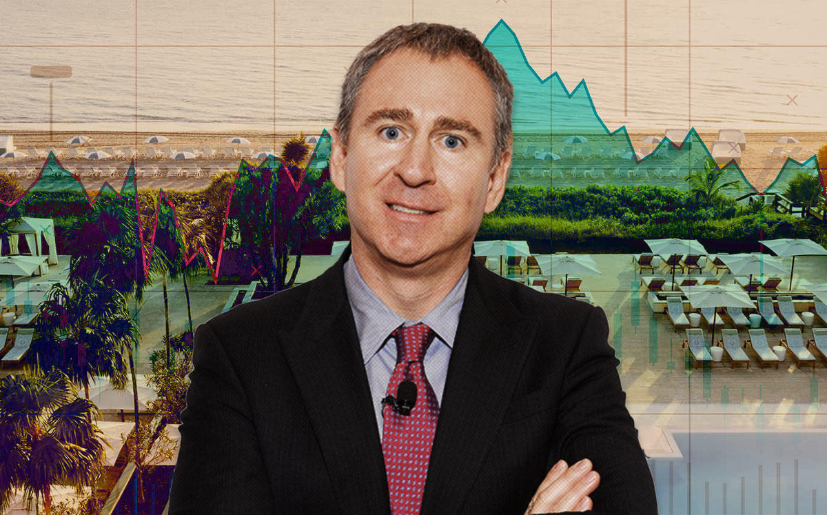 Ken Griffin and the Four Seasons Resort Palm Beach