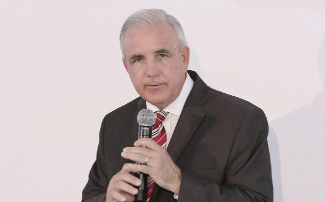 Miami Dade County Mayor Carlos Gimenez (Credit: Alexander Tamargo/Getty Images)