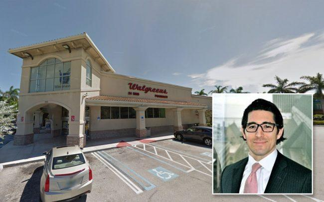 3200 South Federal Drive Delray Beach, Oak Street Real Estate Capital's Jim Hennessy (Credit: Google Maps and LinkedIn)