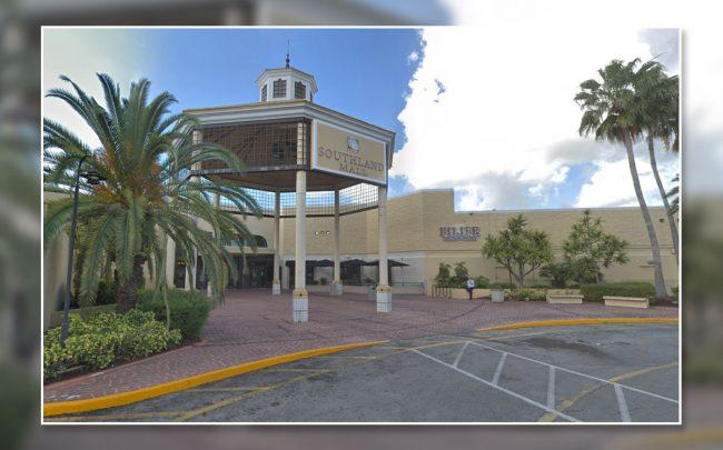 Southland Mall in Cutler Bay