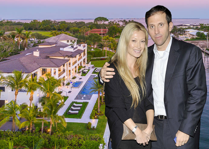 Lee And Sylvie Millstein Pay 22m For Gables Estates Mansion