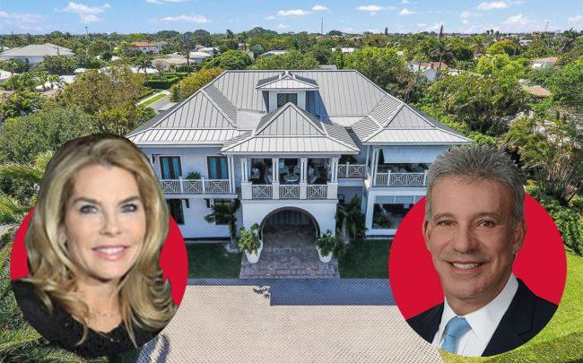 Angela Koch, Gary Lachman and 4417 South Flagler Drive (Douglas Elliman, Greenspoon Marder)