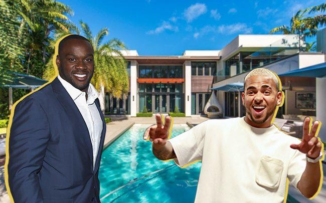 Jon Beason, Ozuna and 3812 Park Avenue (Getty, Engel & Voelkers Coconut Grove)Jon Beason, Ozuna and 3812 Park Avenue (Getty, Engel & Voelkers Coconut Grove)