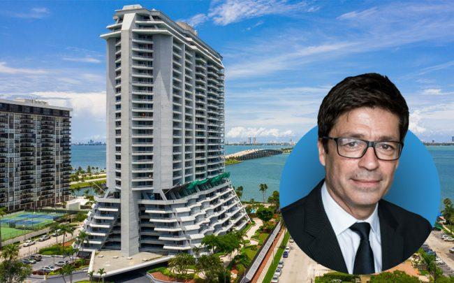Hamilton on the Bay and listing broker Rani Hussami
