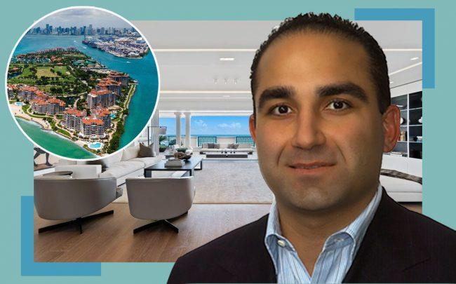 Oceanside Fisher Island penthouse with Aria Mehrabi (Realtor)