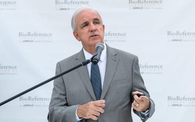 Miami-Dade County Mayor Carlos A. Gimenez (Credit: Jason Koerner/Getty Images)
