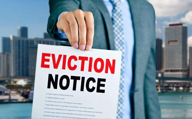 Gov. Ron DeSantis extended the moratorium on residential evictions and foreclosures in Florida to October 1st (Credit: iStock)