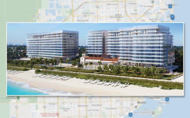 Four Seasons Residences at the Surf Club in Surfside
