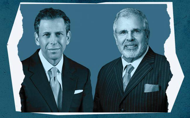 Michael S. Liebowitz and Russell Galbut (Linkedin)