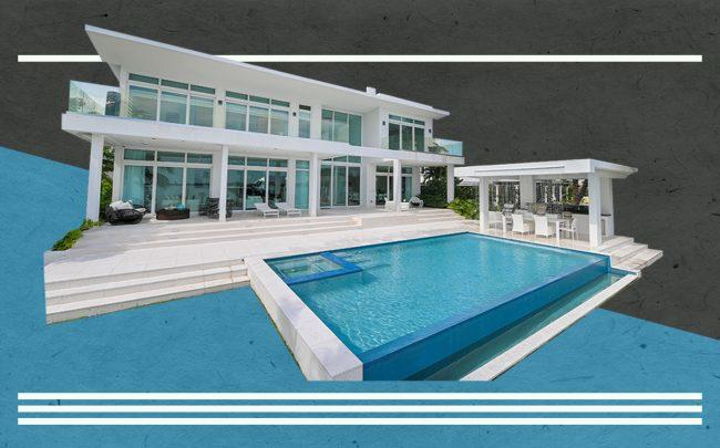 1776 Bay Drive, Miami Beach (Courtesy of Douglas Elliman)