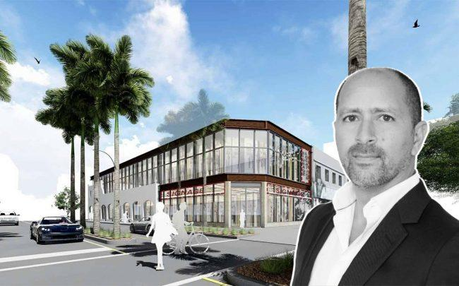 Richard Chera of Crown Acquisitions, 947 Lincoln Road rendering