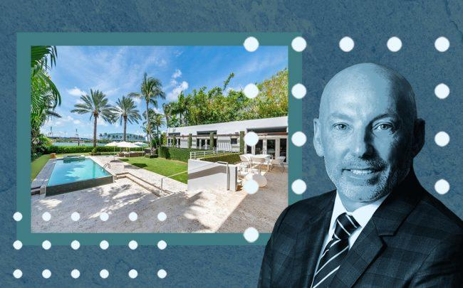 Joel Meyerson and 24 Palm Avenue, Miami Beach (The Pure Source, Sotheby's)