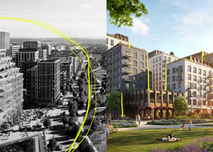 Related Cos. Developing London Megaproject