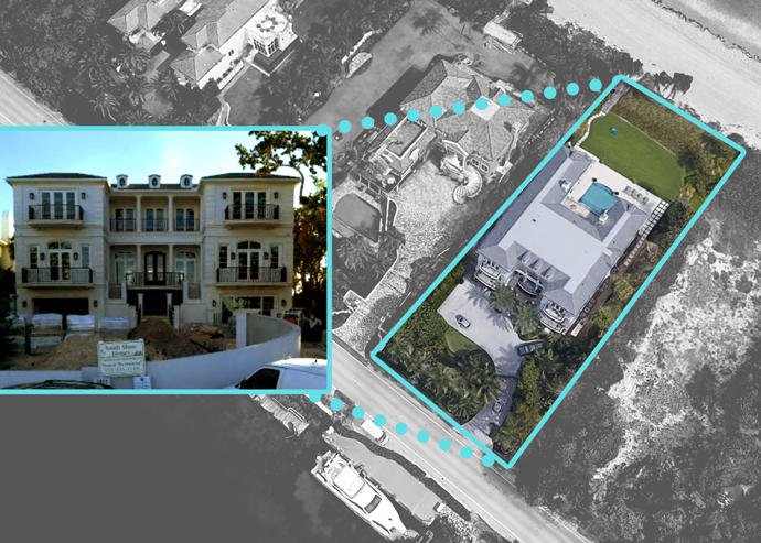 Anthony Costello Sells Hillsboro Beach Mansion For M