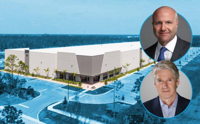 TPA's J. Bradford Smith, MDH's Jeff Small Jr, and 15335 Park of Commerce blvd (TPA, MDH, Crexi)