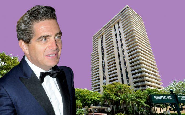 Jeffrey Soffer and Turnberry Isle Yacht and Racquet Club