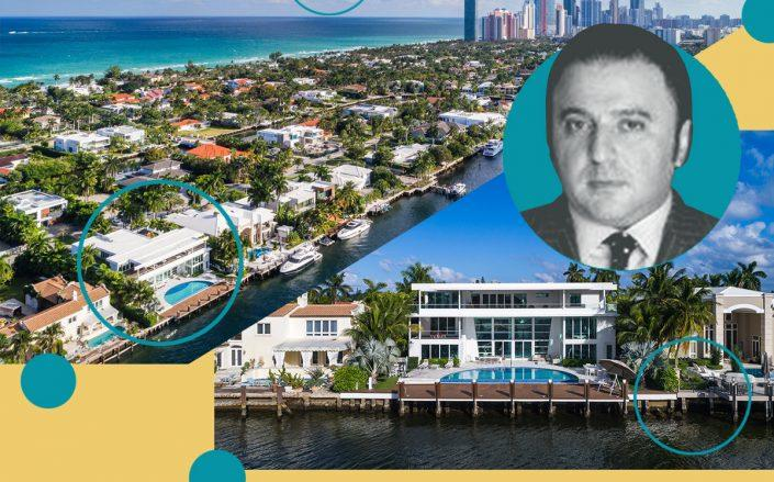 429 Center Island Drive and Vladimir Spector (Lifestyle Production Group, Linkedin)