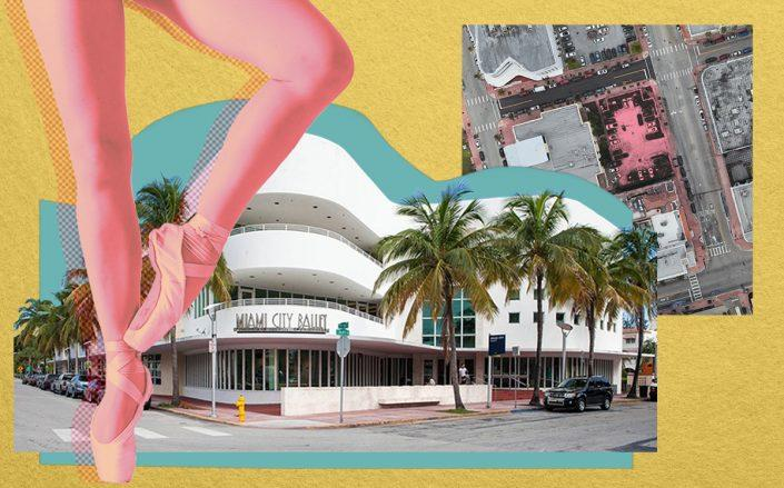 Miami City Ballet (City of Miami Beach, Google Maps, iStock)